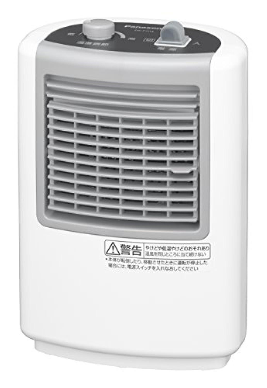 パナソニック 電気ファンヒーター ポッカレット トイレ用 ホワイト DS-F704-W