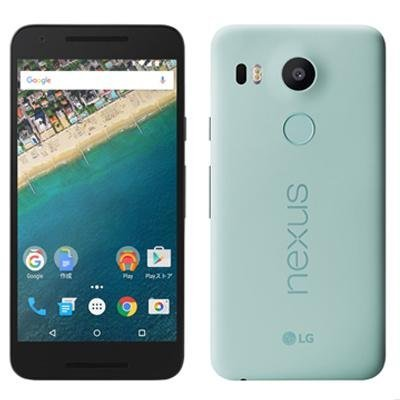 Google NEXUS 5X 32GB (ICE) LG-H791 SIMフリー [正規品]