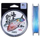 プロックス(PROX) PE-XX 海上釣堀 3.0号 PEXX503.0KT