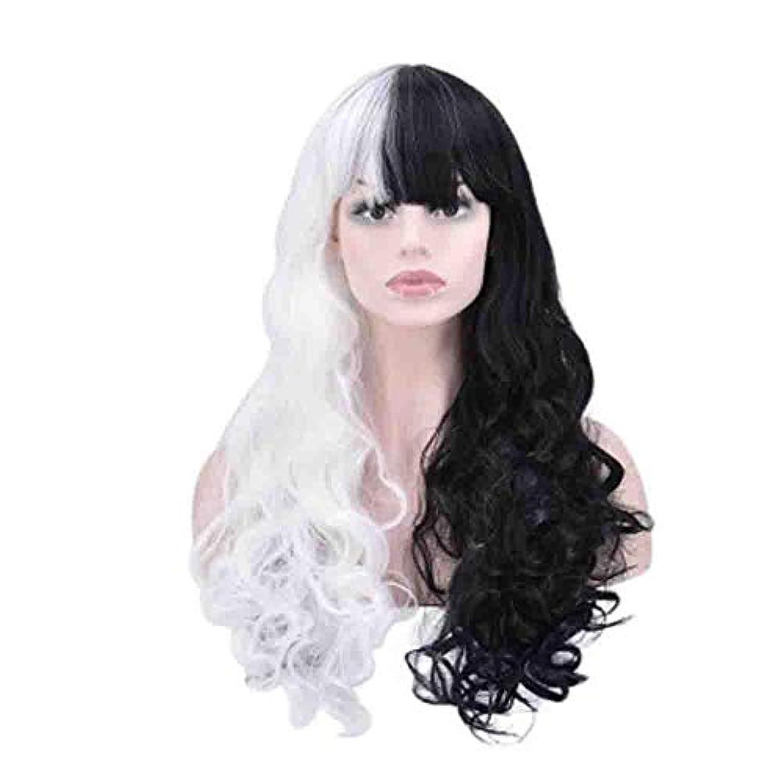 サンプル愛情深いトリム女性のための色のかつら、ポニーテールのロリータカーリーコスプレウィッグ、高密度温度合成ウィッグコスプレヘアウィッグ、耐熱繊維ヘアウィッグ