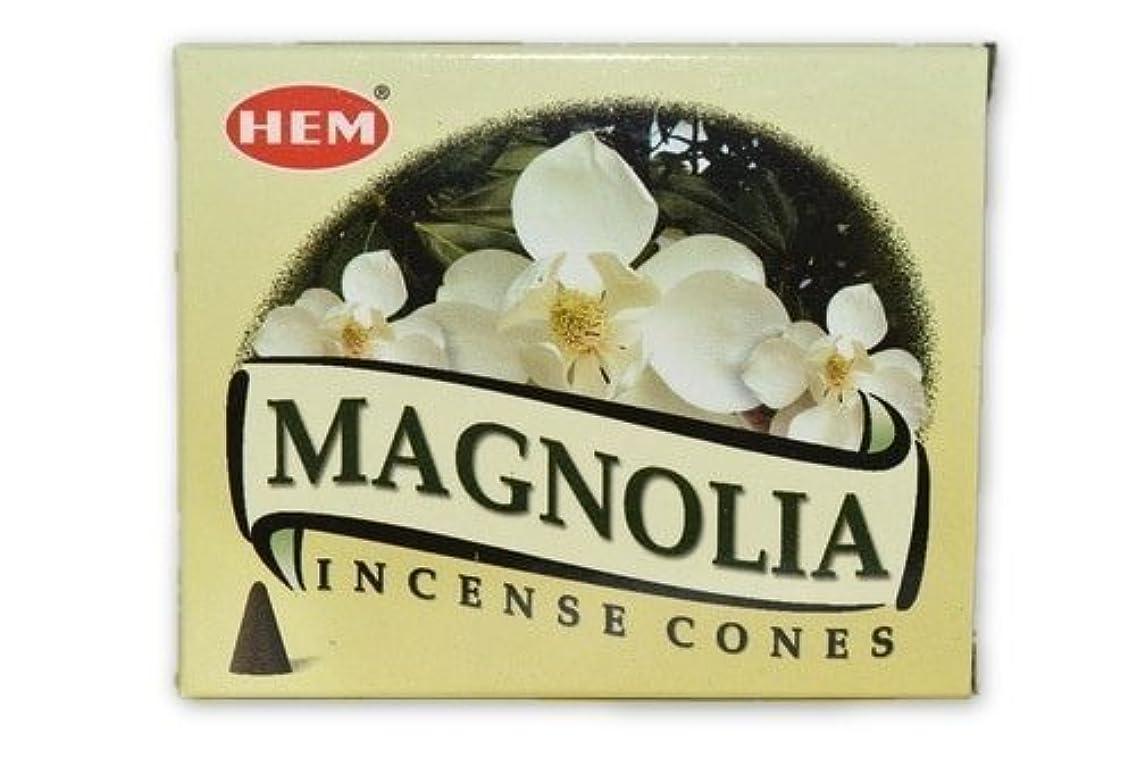 海マッシュ正しくNature 's Enlightenment magnolia- Incense円錐pack- 10 Cones