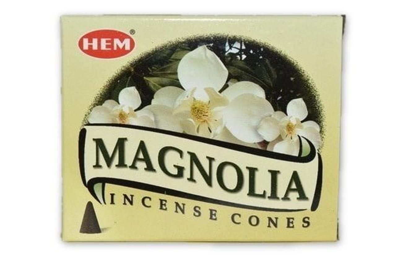 ブリッジ世界シートNature 's Enlightenment magnolia- Incense円錐pack- 10 Cones