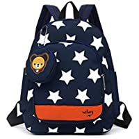 Kids Backpack Cartoon Toddler Schoolbag Boys Rucksack Waterproof Shoulder Bag