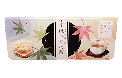 スティックタイプ 30本入 ほうじ茶 サラシアティー
