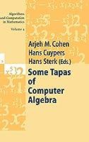 Some Tapas of Computer Algebra (Algorithms and Computation in Mathematics)