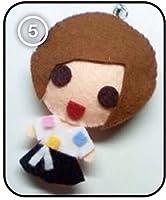 SHINee シャイニー Taemin テミン - Poor Woman Hello Baby Drama 2 KPOP 手作り縫いぐるみキーチェーン