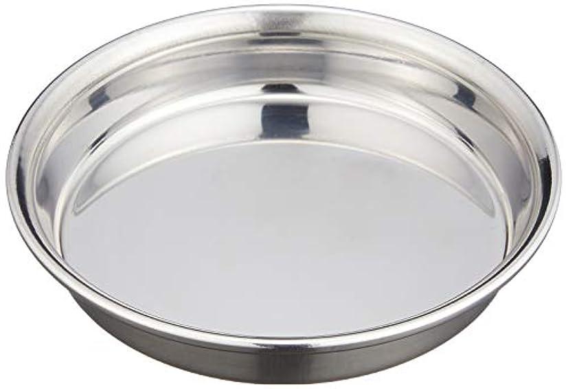 マウ (Mau) ステンレス浅型食器 ペット用 12cm