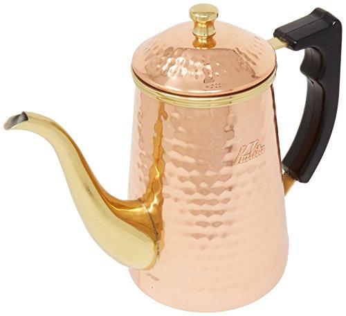 カリタ Kalita コーヒーポット ドリップ式専用 銅 0.7L #52019