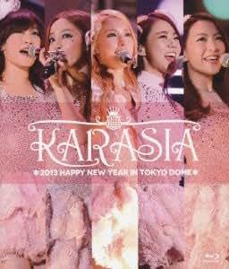 KARASIA 2013 HAPPY NEW YEAR in TOKYO DOME(初回限定盤) [Blu-ray]