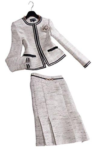 BELLYMUSES ツイードスーツ M