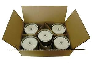 三菱ケミカルメディア 業務用サーマル DVD-R 4.7GB スピンドルケース50枚入り×5(=250枚セット) 型番 DHR47JTP50B2