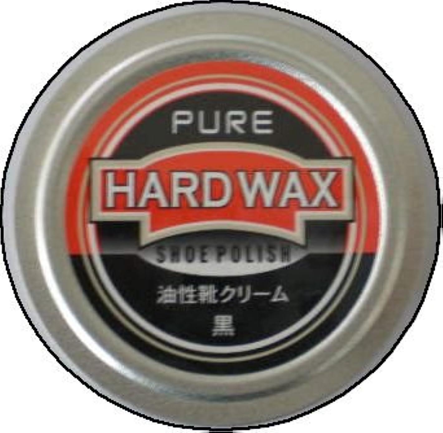 アンカーもっともらしい輝くライオン ピュア ハードワックス 中缶 50ml (黒)
