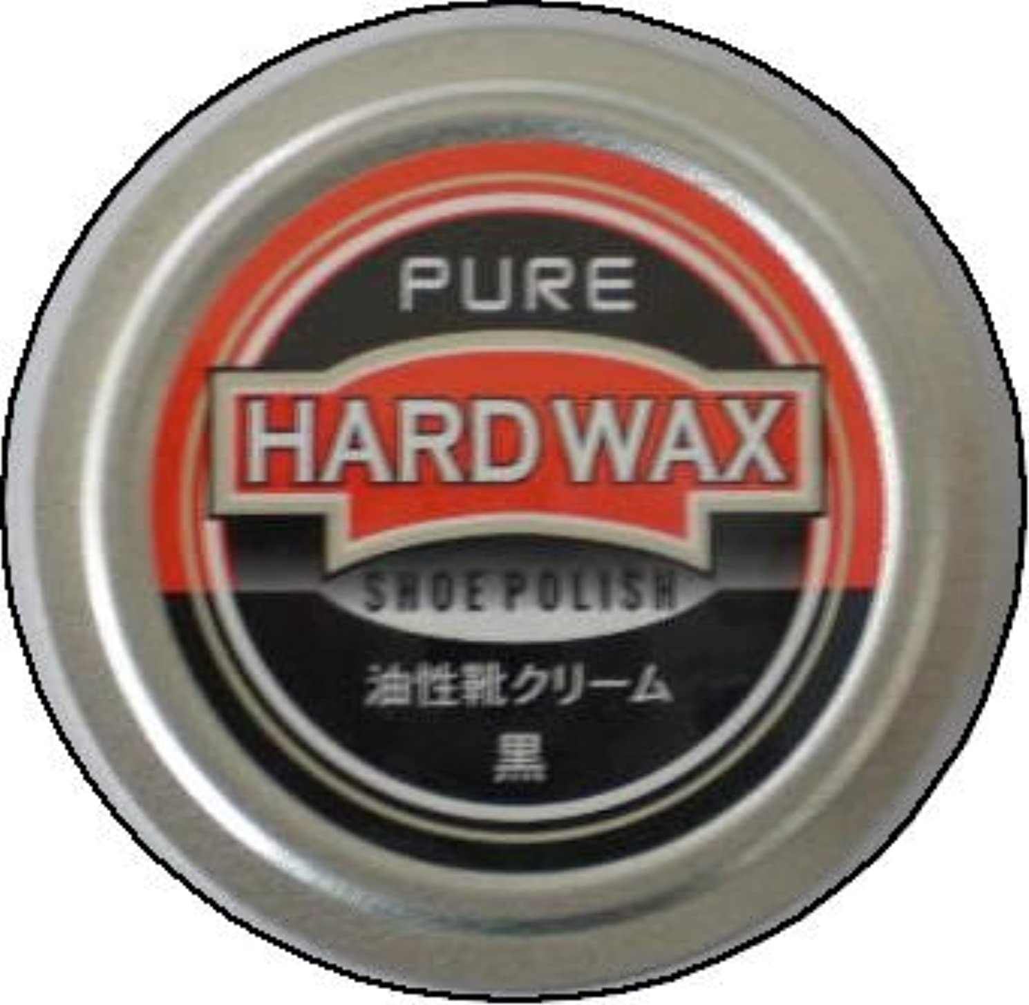 競う吸収グローバルライオン ピュア ハードワックス 中缶 50ml (黒)
