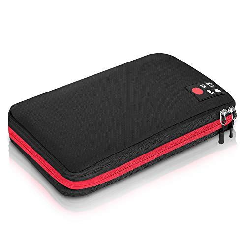 旅行 圧縮バッグ 最新版 ファスナー ジッパータブ付き 50%容量節約 防水 軽量 収納バッグ 出張 ジム 衣類 荷物 着替え タオル 便利グッズ