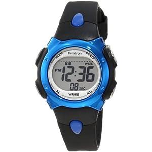 [アーミトロン]Armitron 腕時計 クォーツ 45/7025BLU 【正規輸入品】