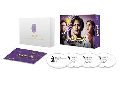 トレース~科捜研の男~ Blu-ray BOX