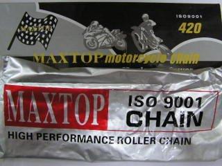 NS1 NS-1 CR80 CR85 KX80 KX85 TS50 CRF150 KSR50 XR100 モタード NSR80 420-130 ハード チェーン