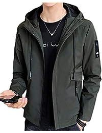 ジャケット メンズ コート 秋冬 カジュアル ブルゾン 大きいサイズ おしゃれ JIAYBL