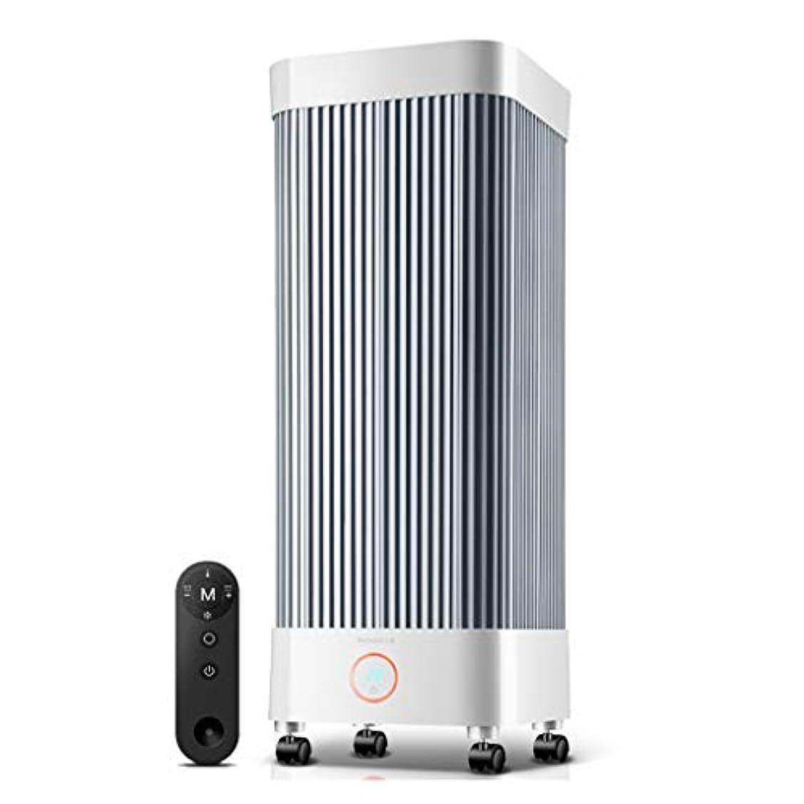 告発者時々時々特異なXing zhe 電気ヒーター - 電気加熱炉、リモートコントロール、家庭用、省エネ - 無色 - 白色電力:550W / 2000W 家庭用器具