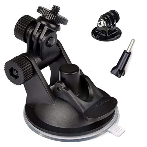 デジタルカメラ 吸盤カメラマウント 1/4X20大変強力36...