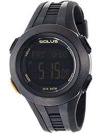 [ソーラス]SOLUS 腕時計 心拍計測機能付 PRO 101(プロ 101) ブラック 01-101-01 【正規輸入品】