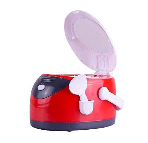 子供のシミュレーションキッチングッズおもちゃ多機能食器炊飯器おもちゃ...
