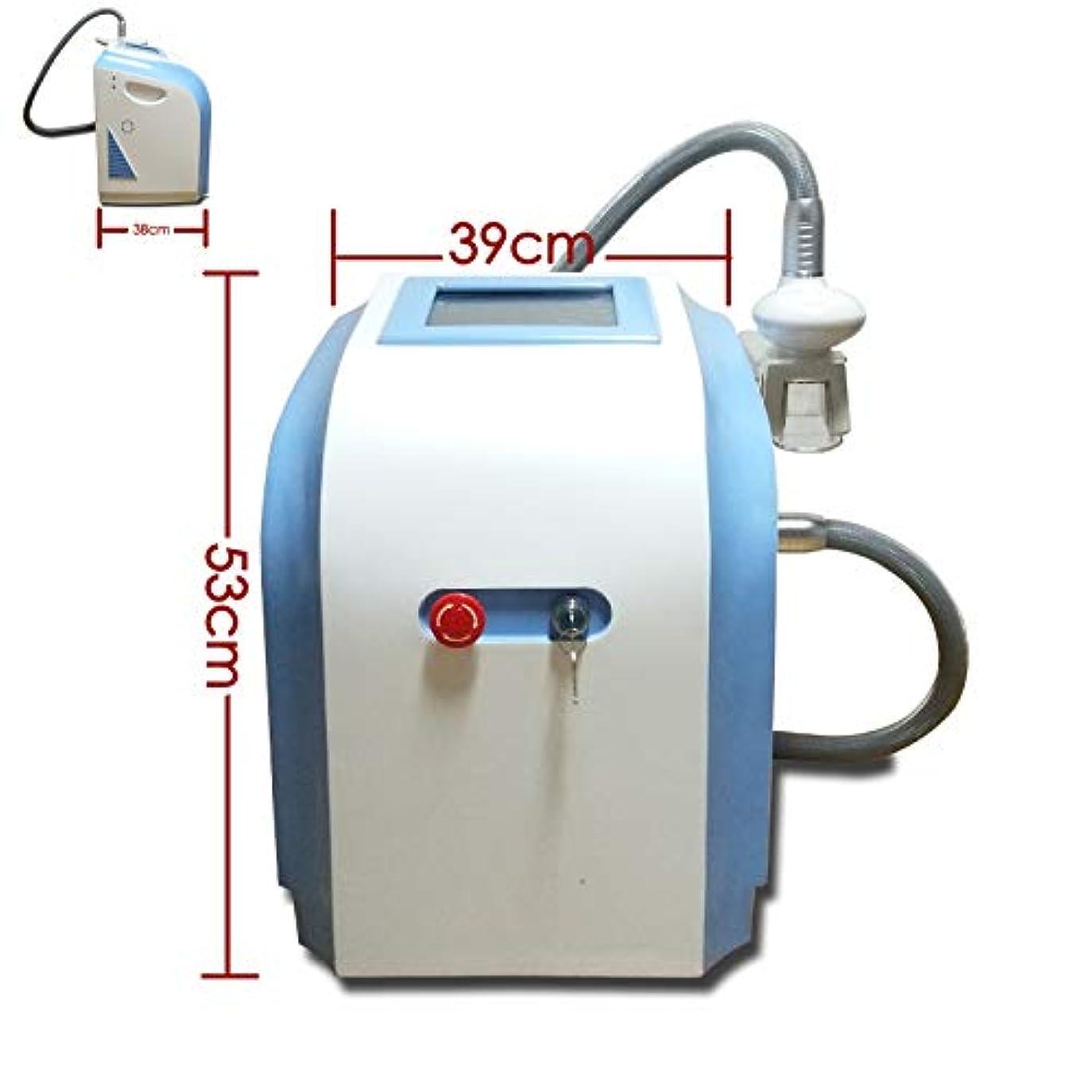 採用する匿名凝視業務用脂肪冷却痩身マシン セルライトローラー