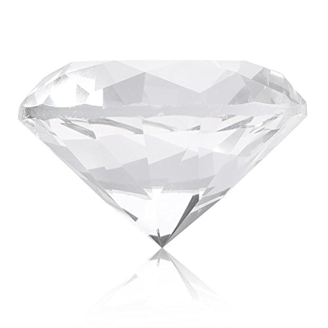 出席スツール基礎ネイルチップスタンド スタンドベース ネイルアートディスプレイ ガラス クリスタル ダイヤモンド 撮影道具 モデル ネイルチップホルダー (ホワイト)