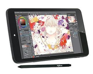 raytrektab DG-D08IWP 筆圧感知ペン付き8インチタブレット