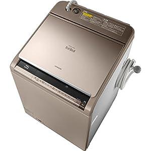 日立 11.0kg 洗濯乾燥機 シャンパンHITACHI ビートウォッシュ BW-D11XWV-N