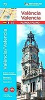 Valencia - Michelin City Plan 73: City Plans (Michelin City Plans)