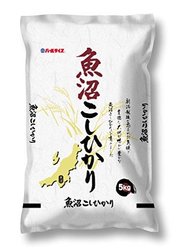 魚沼産 白米 コシヒカリ 平成28年産 5kg