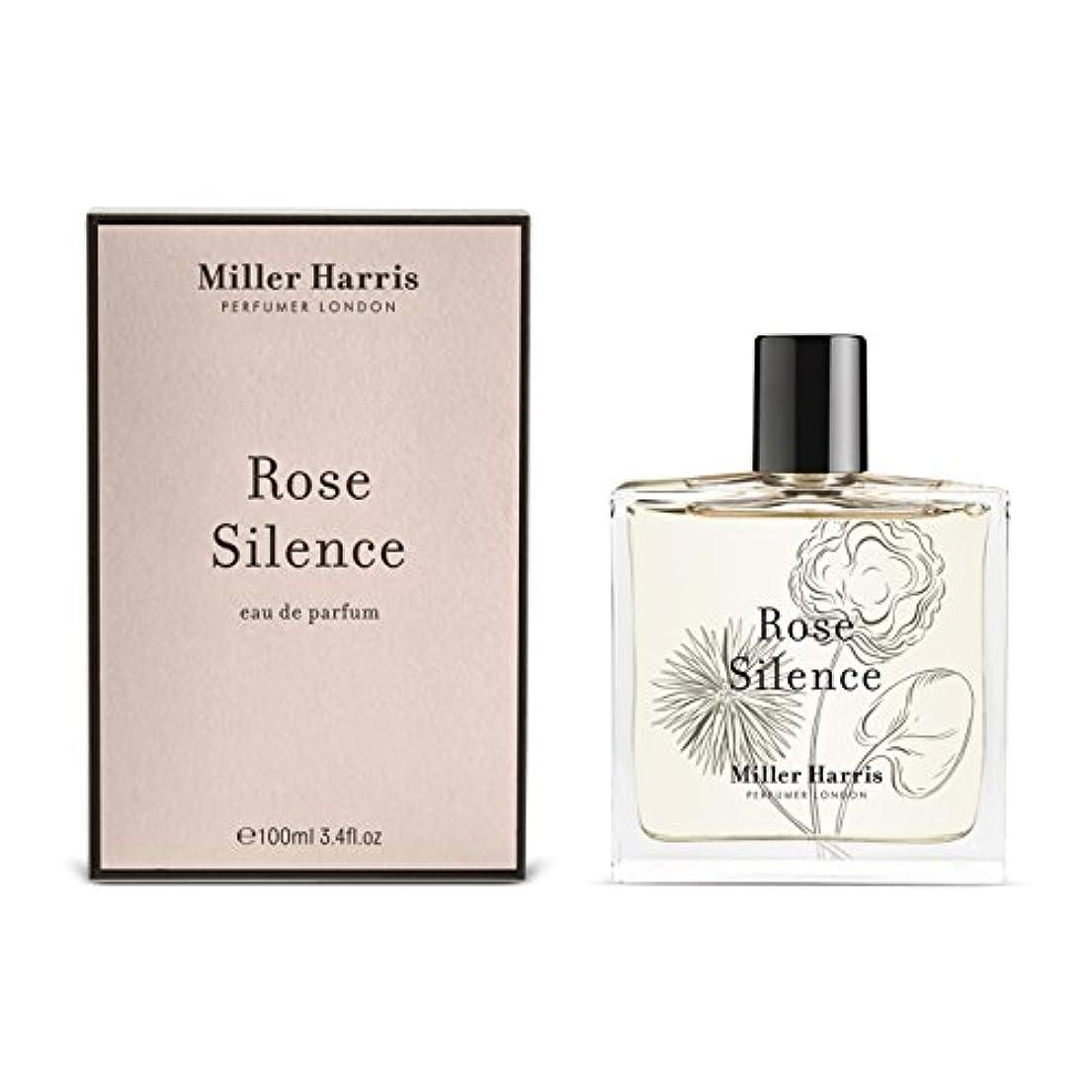 ディレクトリアイスクリーム高齢者ミラーハリス Rose Silence Eau Parfum Spray 100ml/3.4oz並行輸入品
