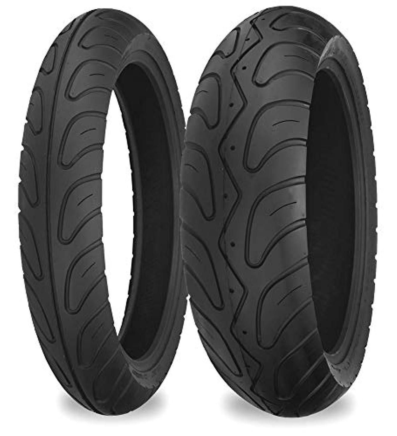 嫌いスクレーパー調整可能Shinko 006 Podium Rear Tire - 180/55ZR-17/-- by Shinko