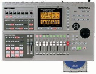 ZOOM ズーム MRS-1266 マルチトラックレコーダー MTR 18GB