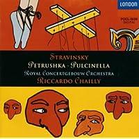 ストラヴィンスキー:バレエ音楽