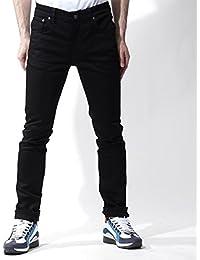 (ヌーディ―ジーンズ) nudie jeans co ジップフライジーンズ/THIN FINN ORGANIC [並行輸入品]