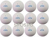 L.L.B SPORTS バルブ式 ソフトテニスボール 12球(1ダース) 練習用