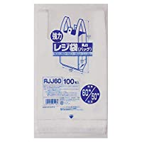ジャパックス レジ袋 60号 (西日本50号)  100枚