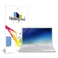 Healingshield スキンシール液晶保護フィルム Screen Protector Oleophobic AFP Clear Film Compatible for Samsung Notebook 9 Always NT900X5V