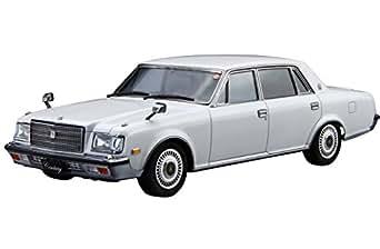 青島文化教材社 1/24 ザ・モデルカーシリーズ No.18 トヨタ VG45 センチュリーLタイプ 1990 プラモデル