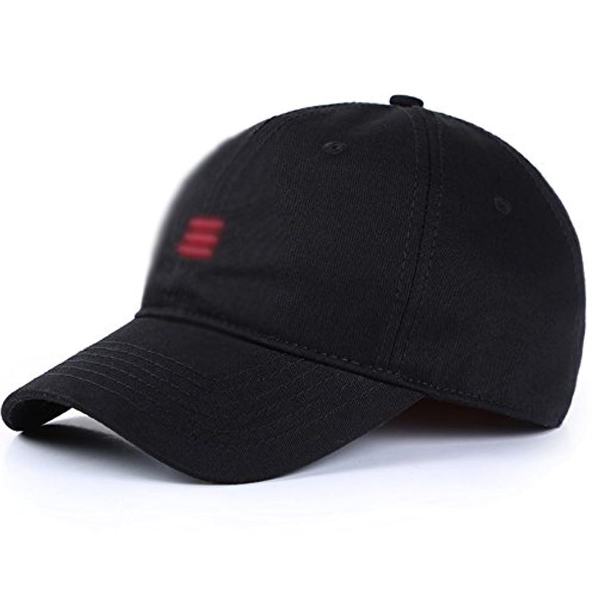 印刷する可聴分布李愛 帽子 帽子春メンズアウトドアベースボールキャップディープサマーサンシャインキャップバイザー (色 : A, サイズ さいず : 59-65cm)