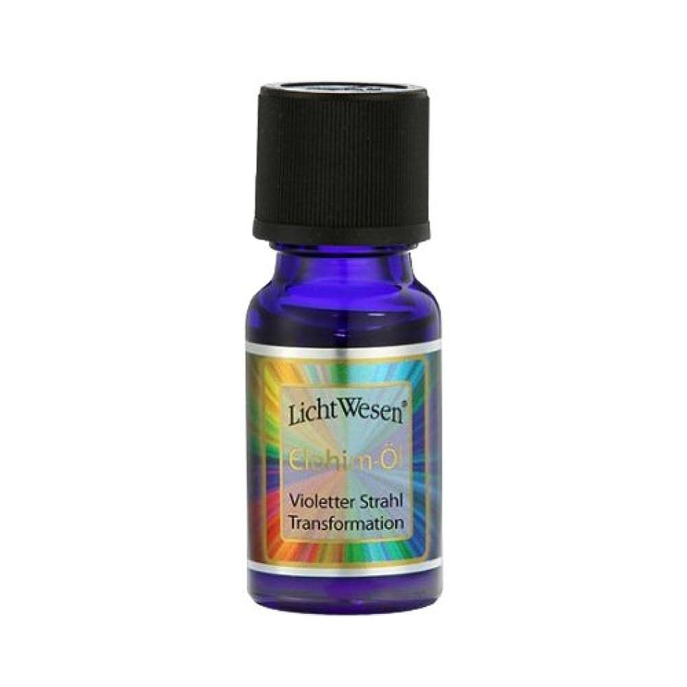 抵抗するアライアンスうなずくリヒトヴェーゼン No.61 エロヒム天使 紫の光 エネルギーオイル 10ml