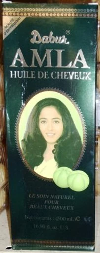Dabur - Amla Hair Oil - 10.14 fl oz by N'iceshop [並行輸入品]