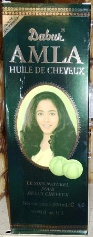 擬人化殺す強大なDabur - Amla Hair Oil - 10.14 fl oz by N'iceshop [並行輸入品]