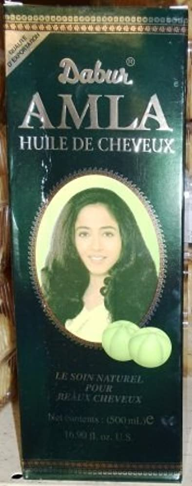 Dabur - Amla Hair Oil - 10.14 fl oz by N'iceshop [並行輸入品]