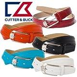 ● CUTTER&BUCK カッター&バック ベルト CBM0696 (N100)ブラック,フリーサイズ
