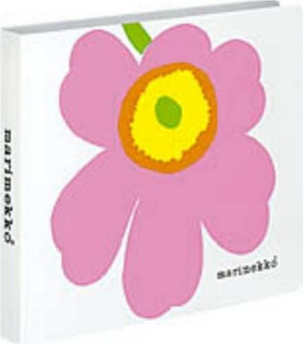 KOKUYO CD/DVDファイル マリメッコ 12枚入り ピンク