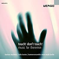 Touch Don't Touch - Music for Theremin