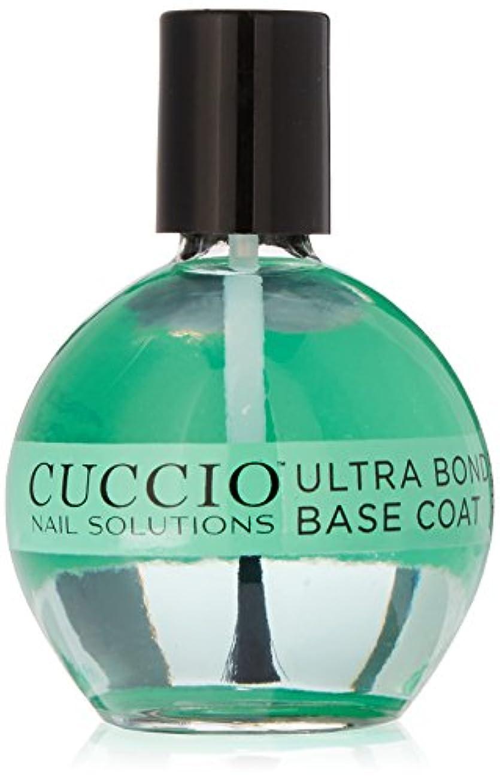 遅いビルダーマウンドCuccio Nail Treatments - Ultra Bond Base Coat - 75 mL / 2.5 oz
